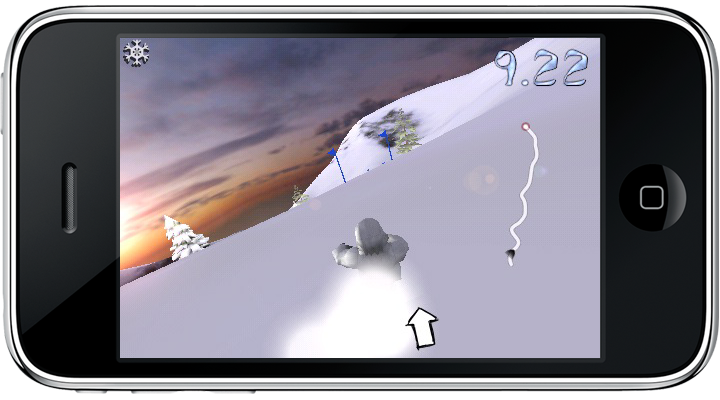 Extreme Sledding iPhone